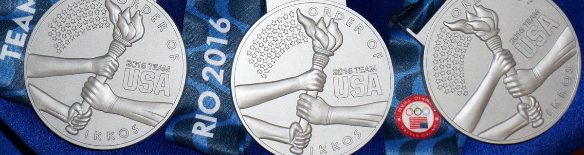 RIO-medals